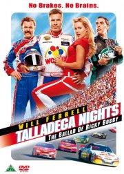 talladega nights - Blu-Ray