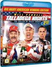 talladega nights: the ballad of ricky bobby - 10th anniversary edition - Blu-Ray