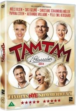 tivoli tam tam i glassalen 2014 - tivolis nye sommerrevy - DVD