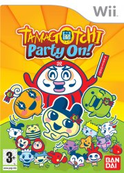 tamagotchi party on - wii