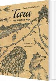 tara og magtens segl - bog