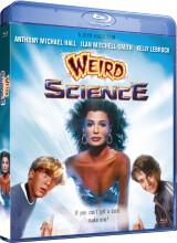 weird science / tast mig, jeg er din - Blu-Ray