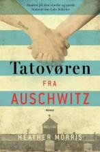 tatovøren fra auschwitz - bog