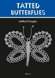 tatted butterflies - bog