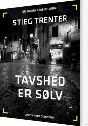 tavshed er sølv - bog