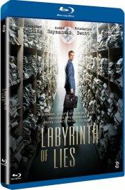 tavshedens labyrint - Blu-Ray