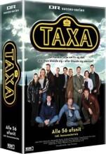 taxa - den komplette serie - DVD