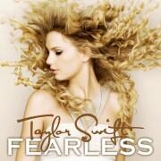 taylor swift - fearless - cd