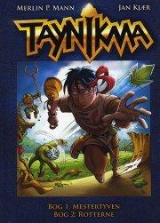 taynikma (1 & 2) mestertyven og rotterne - bog