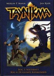 taynikma (3 & 4) soltårnet og de glemte katakomber - bog