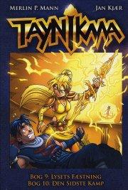 taynikma (9 & 10) lysets fæstning og den sidste kamp - bog