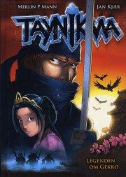 taynikma - legenden om gekko - Tegneserie
