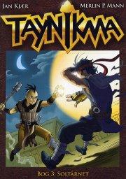 taynikma soltårnet - Tegneserie