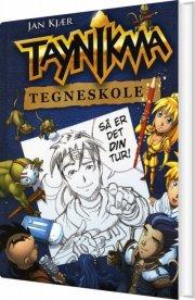 taynikma tegneskole - bog