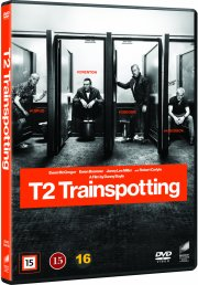 trainspotting 2 - DVD