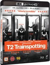 trainspotting 2 - 4k Ultra HD Blu-Ray