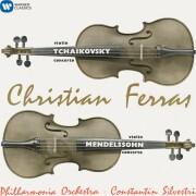 Image of   Christian Ferras - Tchaikovsky & Mendelssohn: Violin Concert - CD