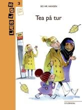 tea på tur - bog
