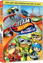 team hot wheels: en vild begyndelse - DVD