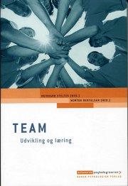 team - udvikling og læring - bog