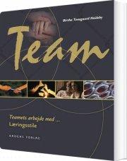 teamets arbejde med - læringsstile - bog