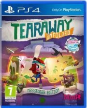 tearaway unfolded - messenger edition - PS4