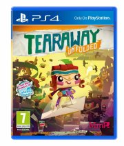 tearaway unfolded (nordic) - PS4