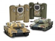 techtoys battle tanks - 2 stk. - Fjernstyret Legetøj