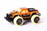 techtoys fjernstyret bil - gallop beast off-road 1:18 i orange/gul - Fjernstyret Legetøj