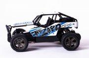 techtoys fjernstyret bil på max 15km/t - wizard 1,4gh 1:18 hvid - Fjernstyret Legetøj