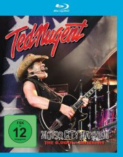 ted nugent - motor city mayhem: the 6000th show - Blu-Ray