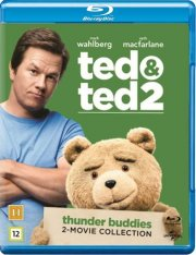 ted 1 // ted 2 - Blu-Ray