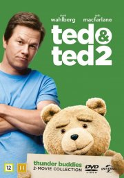 ted 1 // ted 2 - DVD