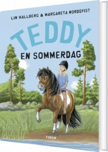 teddy en sommerdag - bog