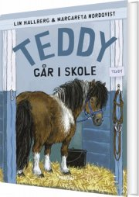 teddy går i skole - bog