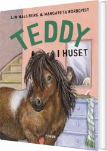 teddy i huset - bog