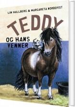 teddy og hans venner - bog