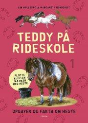 teddy på rideskole 1 - bog