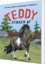 teddy stikker af - bog