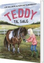 teddy til salg - bog