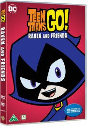 teen titans go - raven and friends - DVD
