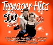- teenage hits of the 50s - cd