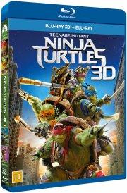 teenage mutant ninja turtles - 3D Blu-Ray
