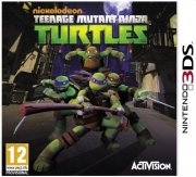 teenage mutant ninja turtles kids - nintendo 3ds