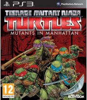 teenage mutant ninja turtles: mutants in manhattan (import) - PS3