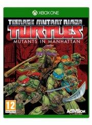 teenage mutant ninja turtles: mutants in manhattan - xbox one