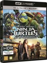teenage mutant ninja turtles: out of the shadows  - 4k Ultra HD Blu-Ray