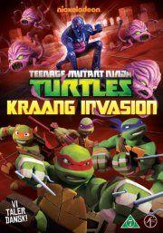 tmnt teenage mutant ninja turtles vol. 3 - kraang invasion - DVD