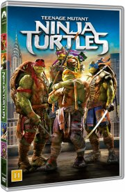 teenage mutant ninja turtles - DVD