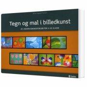 tegn og mal i billedkunst - bog